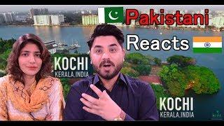 Pakistani Reacts To Kochi | Come and explore Kochi | The Queen of Arabian Sea