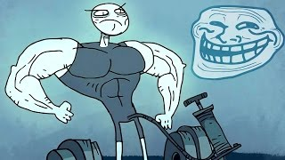 PENOR PUMP BUFF | Trollface Quest 4