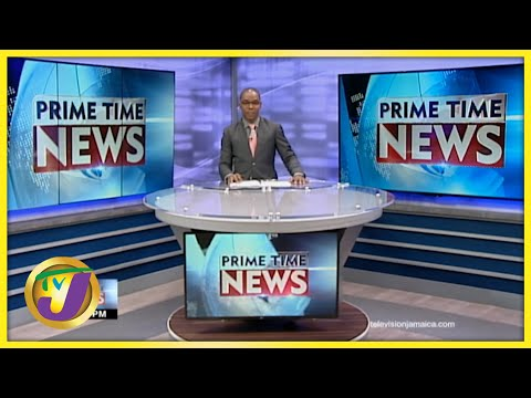 Jamaican News Headlines   TVJ News - July 28 2021