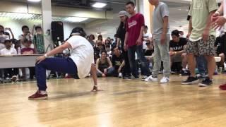 UK2015関東予選 FINAL waseda breakers vs TOKYO JURASSIC STYLES