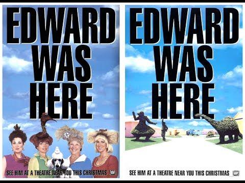 The Making Of Edward Scissorhands (Behind The Scenes) - Tim Burton