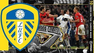 VERY IMPORTANT OLD TRAFFORD TRIP!! FIFA 20 | Leeds United Career Mode S6 Ep10