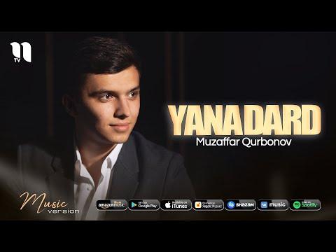 Muzaffar Qurbonov - Yana Dard