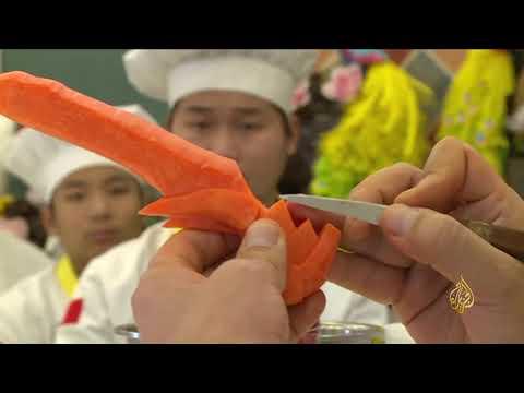 هذا الصباح- تعرف على فن تزيين أطباق الطعام بالصين  - نشر قبل 26 دقيقة