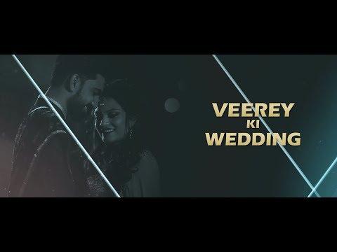 Dishit & Aesha Cinematic Wedding Same Day Edit