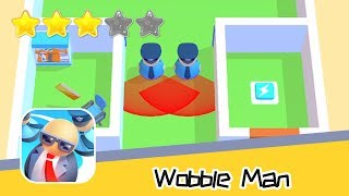 Wobble Man - Ohayoo - Walkthrough Agent master go ahead! Recommend index three stars