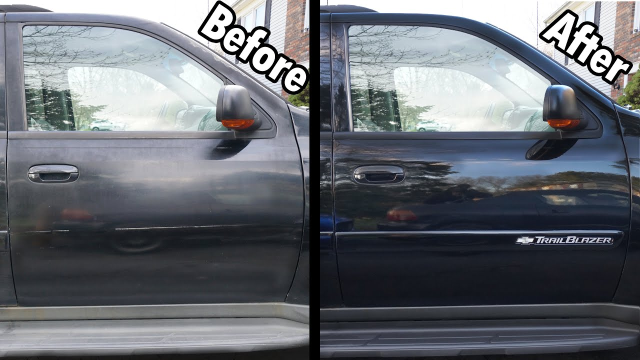 How to Detail Faded Paint by Hand (Paint Correction)