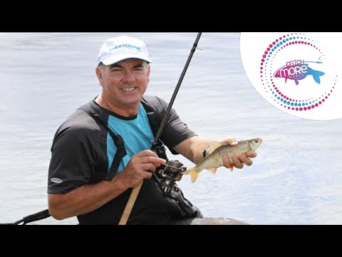 Alan Scotthorne Feeder Fishing On The River Trent