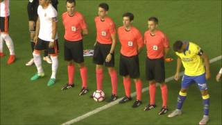 Video Gol Pertandingan Valencia CF vs Las Palmas