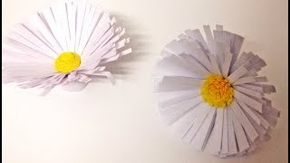 22. How to Make Daisy Quilling Flower