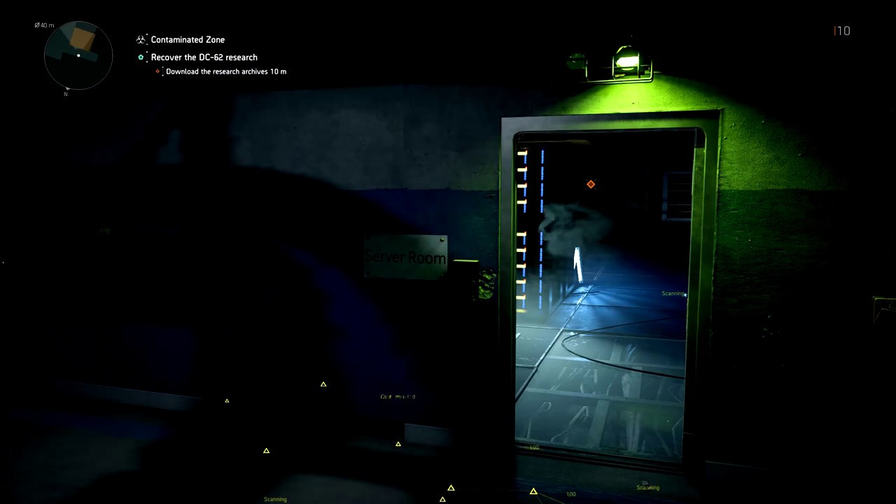 THE DIVISION 2 DC-62 LAB QUARANTINE SIDE MISSION GUIDE DOORS NOT OPENING  SOLVED!