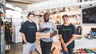 How Two Childhood Best Friends Opened a Successful Sneaker Shop   Open the Box