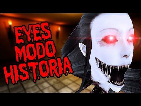 NOVOS SEGREDOS ! - Eyes : The Horror Game ( Novo Modo História )