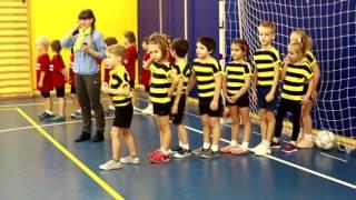 """Спортивные соревнования """"Веселые старты"""" для детей дошкольного возраста"""