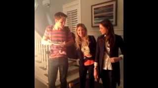 PLL cast at 9am | vine