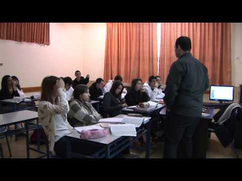 World ORT Smart Classes -- enhancing Israel's educational system