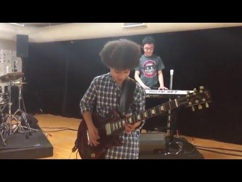 Digital #Ham4Ham 2/6/16 -- Sweet Child O' Mine w/Lena Hall & School Of Rock!