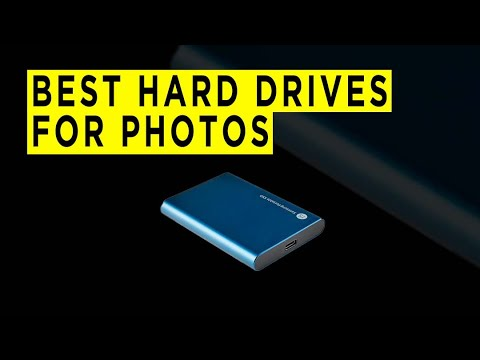 Best External Hard Drives For Photos - Reviews 2020 - Photography PX