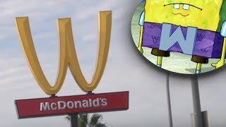 Dyslexic McDonald