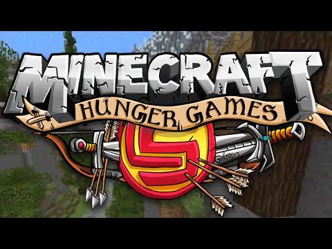 Minecraft: SNUCK UP - Hunger Games Survival w/ CaptainSparklez