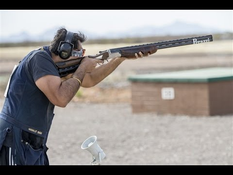 Trap Men Highlights - ISSF Shotgun World Cup 2014, Tucson (USA)