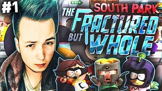 SOUTH PARK   The Fractured But Whole [+18]  ALERT SUB