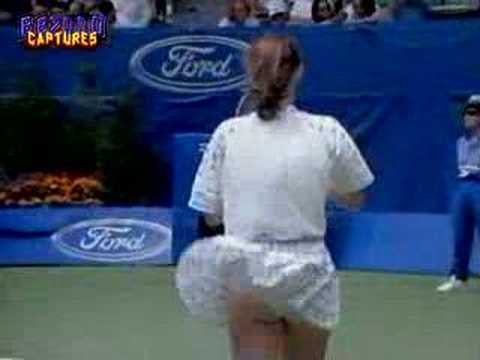 Opinion Hingis martina upskirt opinion