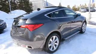 Acura ZDX 2011 Videos