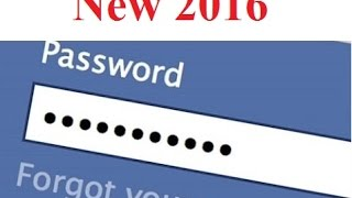 How to reset facebook password without email NEW 2016-2017