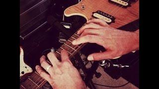 Eddie Van Halen 1984 tray table guitar solo lesson evh vanhalen johnnybeane