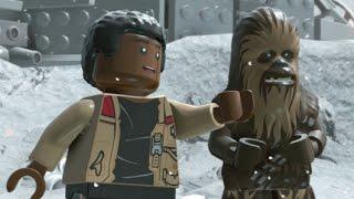 LEGO Star Wars: The Force Awakens Walkthrough Part 9 - Starkiller Sabotage