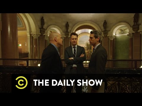 The Daily Show - Jordan Klepper's Happy Endings - Solving Illinois's Budget Gridlock - Uncensored