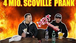 4 MIO. SCOVILLE PRANK | BARID