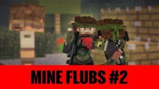 MINE FLUBS #2 | Ляпы в Minecraft машинимах | Сериал «Чужая война»