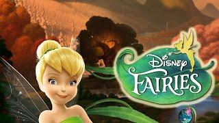 Disney Fairies: Tinkerbell's Adventure   The End? [7]   Mousie