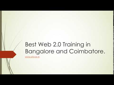 Best Web 2 in bangalore and coimbatore-etcoe.in