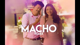 Mersal - Macho Remix (DARMENЯ) | Vijay, Kajal Aggarwal | A R Rahman | Atlee