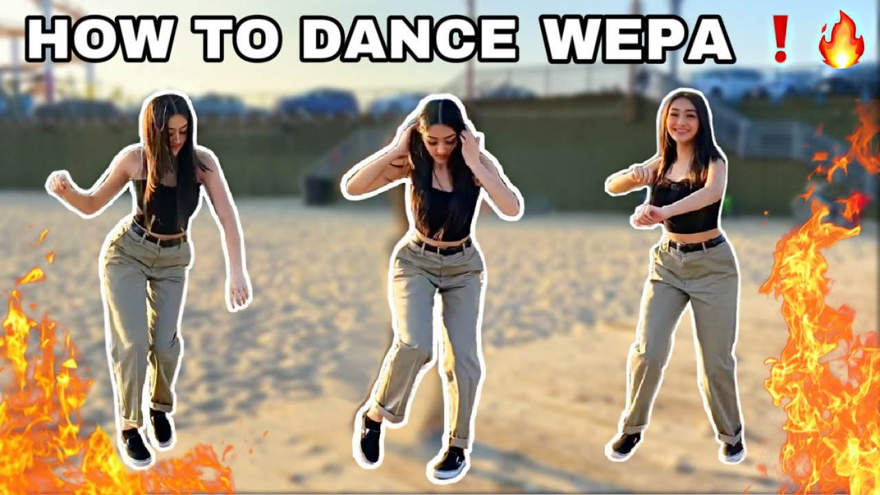 Download HOW TO DANCE WEPA! 🔥 basics + tricks!! pt.2