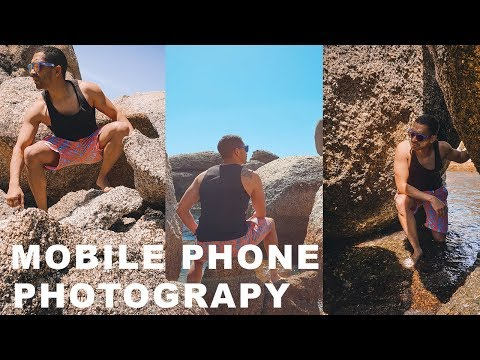 MOBILE PHONE PHOTOGRAPHY: How to take awsome photos of yourself using your mobile phone