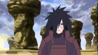 Naruto Vs Madara Linkin Park Papercut