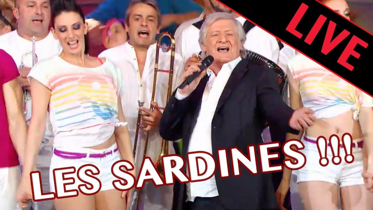 les sardines de patrick sebastien