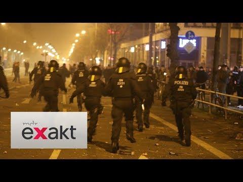 Linke Gewalt in