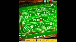 Craps For Beginners How To Bet The Come