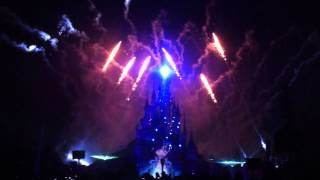 Disneyland parijs - Vuurwerkshow - Le Grande Finale