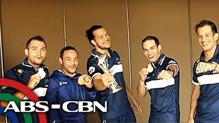 Bandila: Philippine Volcanoes, wagi sa Asian Rugby 7s
