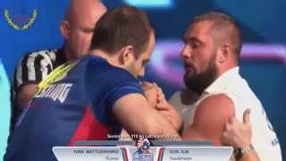 Ivan MATYUSHENKO vs Ilya ILIN (37 WORLD CHAMPIONSHIPS, FINAL 110kg)