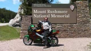 Hotshoe Customs VFR Ride To Rushmore
