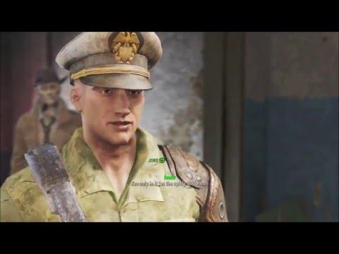 Fallout 4  Sarcastic Jerk