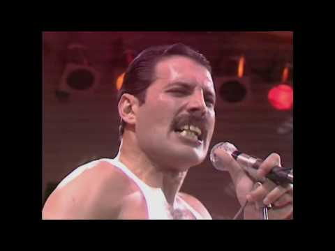 Queen Live at LIVE AID 1985/07/13 [Best Version] [60fps]
