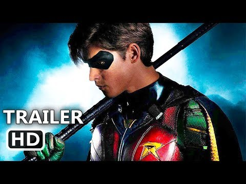 TITANS Official Trailer (2018) Nightwing,...